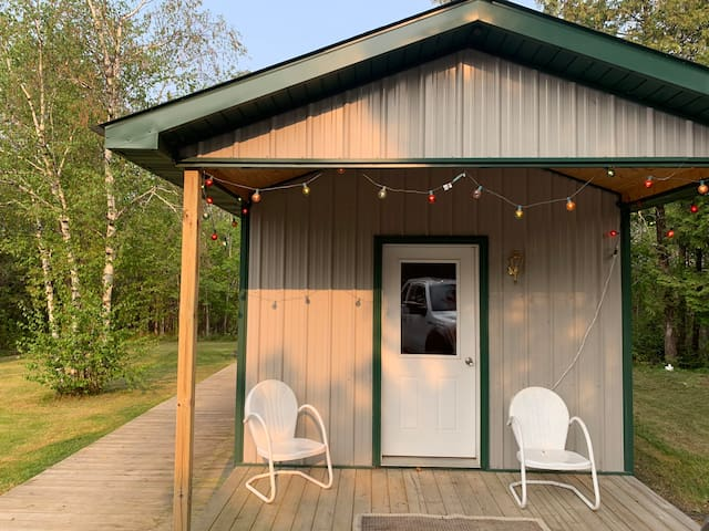 Waskish Cabin 1, B&B Northland Properties