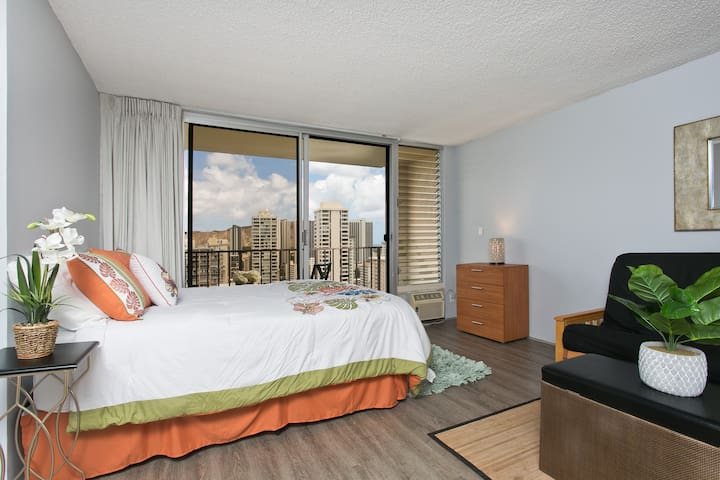 The Best Views in Waikiki - Honolulu - Wohnung