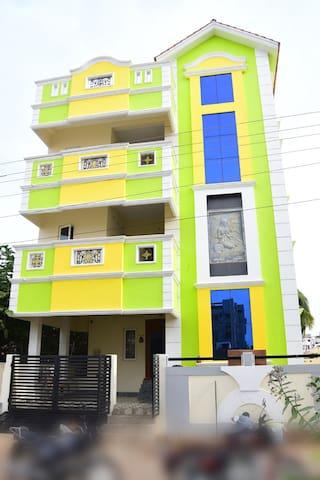Green Garden Residency - Entire House brand new