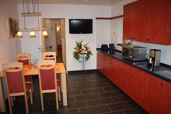 Komfortables Appartement für bis zu 5 Personen