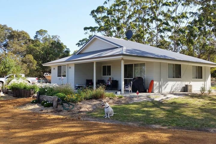 Kalgan Retreat, Pet Friendly accommodation