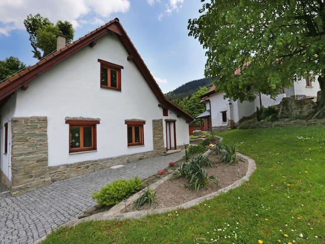 Chalet Lhotka for 12 persons