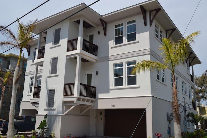 Beautiful Condo a block from Siesta Key Beach - Sarasota - Kondominium