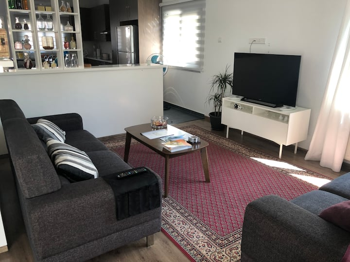 Large modern 2 bedroom flat (can accommodate 6)