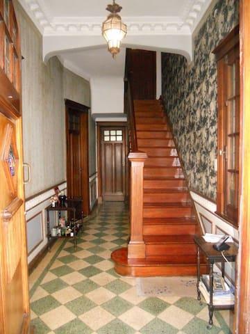 Gran Habitacion Doble. Toilette privado. Frigobar. - Buenos Aires - Rumah