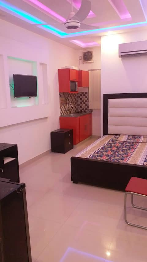 Fully furnished studio Apartments