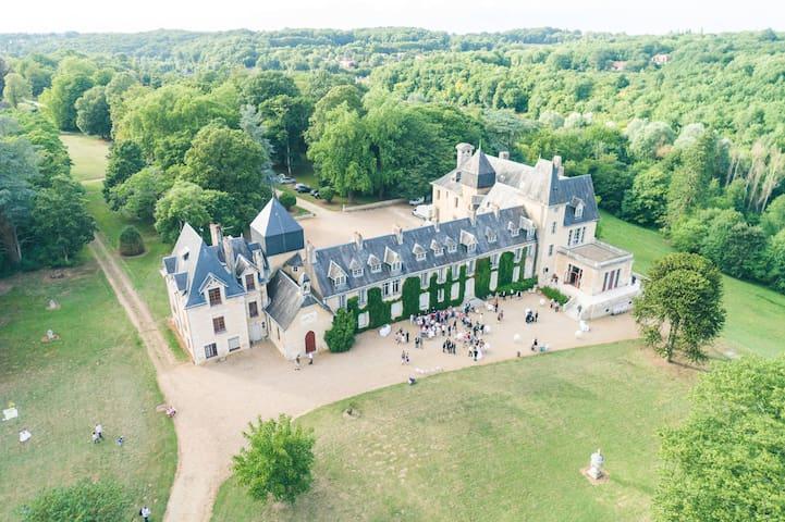 Suite de la Tour au Château de la Mothe