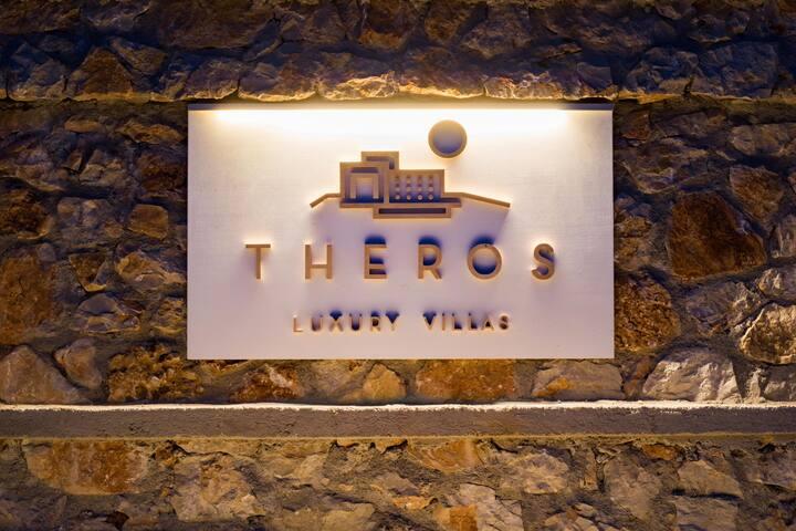 Theros Luxury Villas (Villa #1)