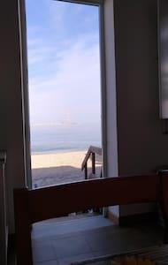 Da Nonna Mimma.Casa al mare, in riva allo stretto. - Villa San Giovanni - Apartament