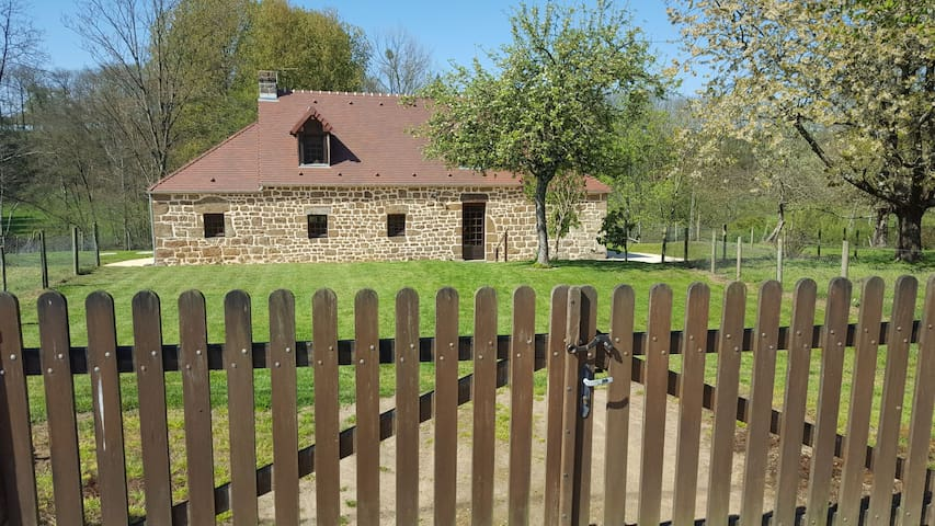 Maison normande de charme - Torchamp  - Haus