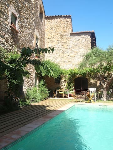 Une grande maison de charme en Catalogne - Girona - Casa