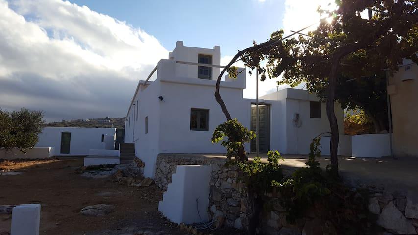Hypnos studios: Phantasos - Lefkes - Casa