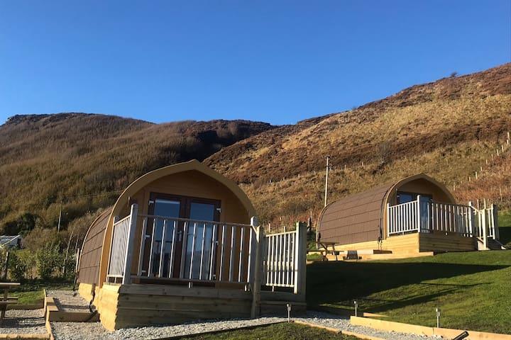 The Croft Chalet Pod 2 - Loch Katrine