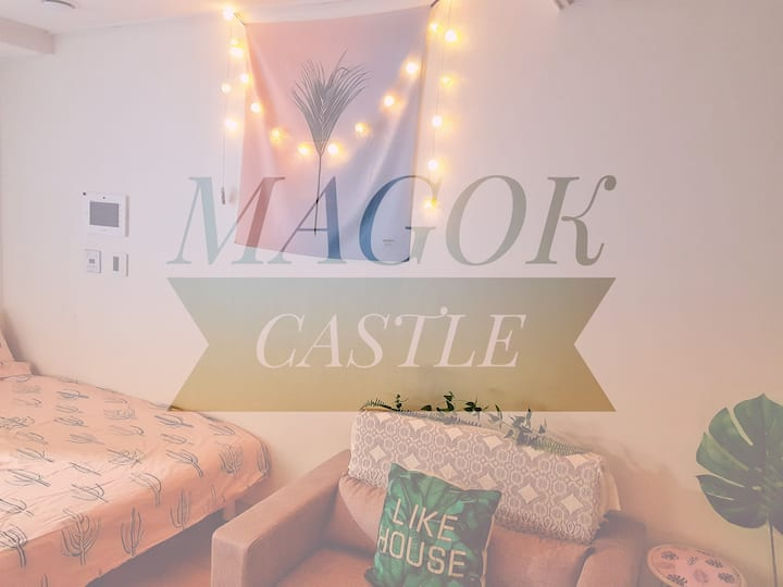 ♥Magok castle (easy to airport and landmarks)