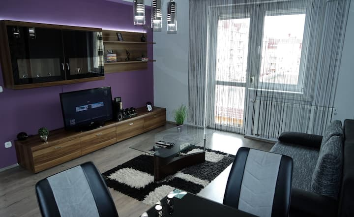 Modern, cozy &  fully equipped!