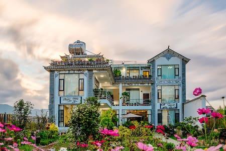 (含双早)大理古城园景双床房近洱海-免费接站 - Dali - Appartamento