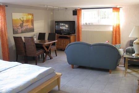 Messe nah wohnen - Nordstemmen - Appartement