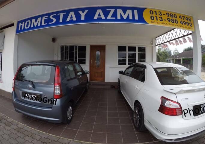 Homestay AZMI Machang