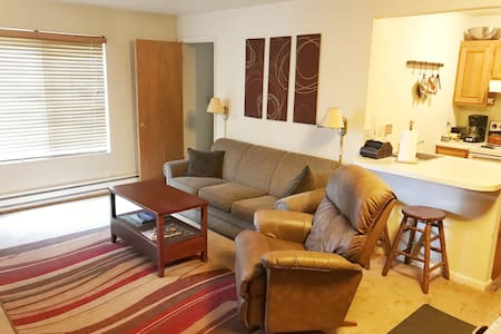 Eagle Point Resort Condo Steps from Lodge & Lifts!