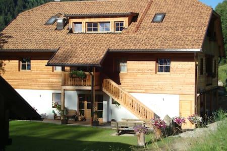 Winnewieser Farmhouse - app.larch - Vandoies - Apartment
