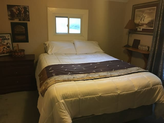 Friendly home, comfortable room - Clear Lake - Talo