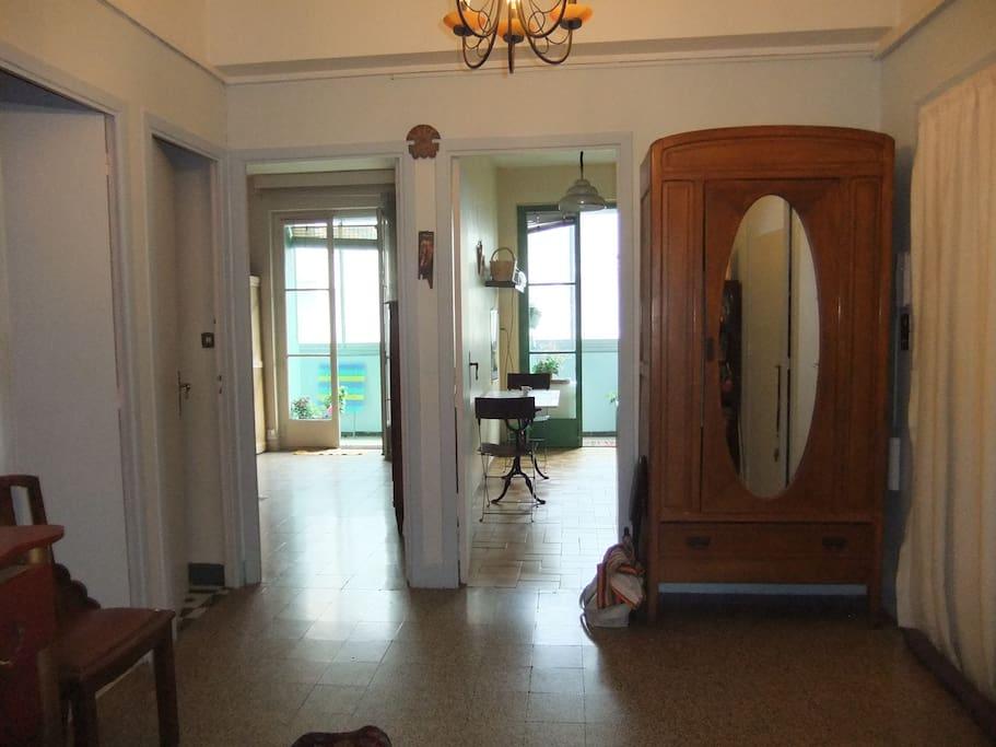 Chambre chez l 39 habitant marseille prado perier - Chambre syndicale de l habillement marseille ...