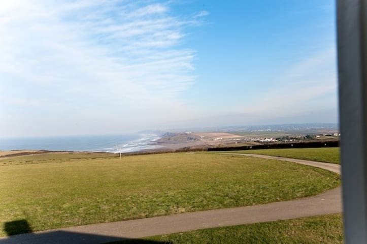Penhalt Farm Apartment - Widemouth Bay - Casa