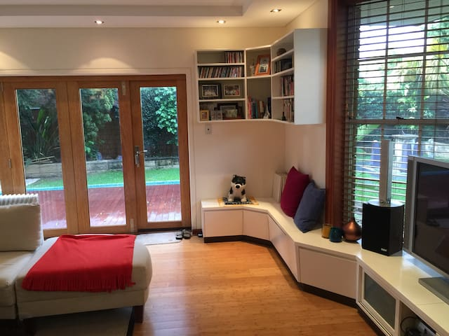 CoolBreeze Single x beds Superior interior wt Yard - Burwood