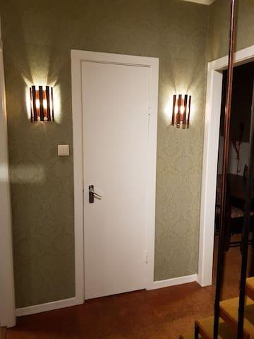 Charming room in quiet street