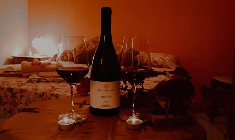 "Casa vacanza ""Furchí Wine"" N°1"