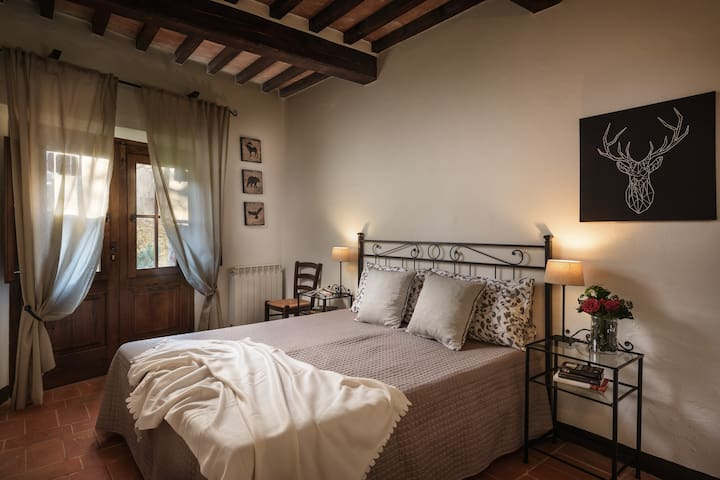 Romantic Apartment In Tuscany