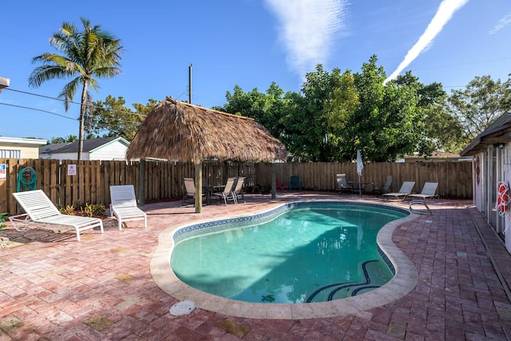 Special Offer @ Hollywood, FL 2.3 miles to beach - Hollywood - Dům