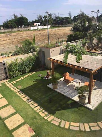 Hermitage villa 11 côté mer
