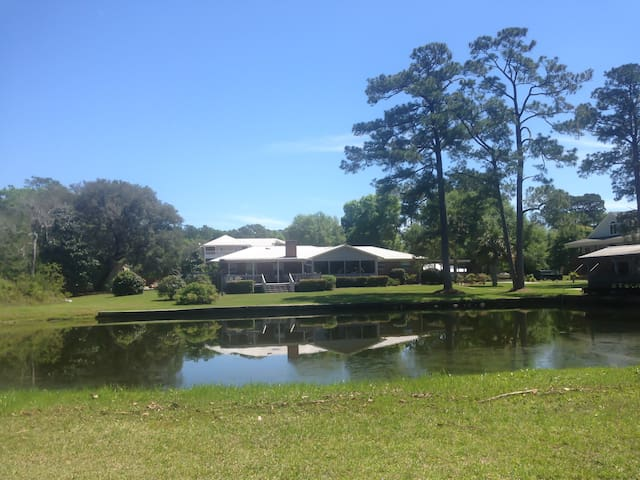 The River Getaway - Gulf Shores - Huis