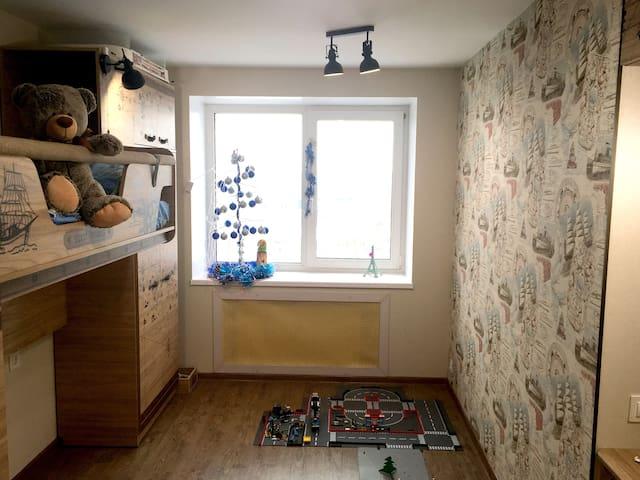 DomHome  - Bienvenue dans votre maison russe! - Sankt-Peterburg - Bed & Breakfast