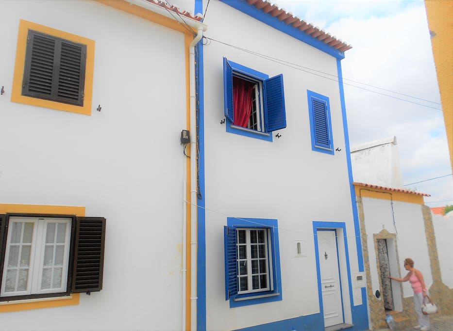 Sonia's House- The Blue One