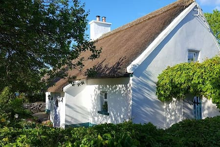 Plum Cottage - Lough Corrib/Connemara