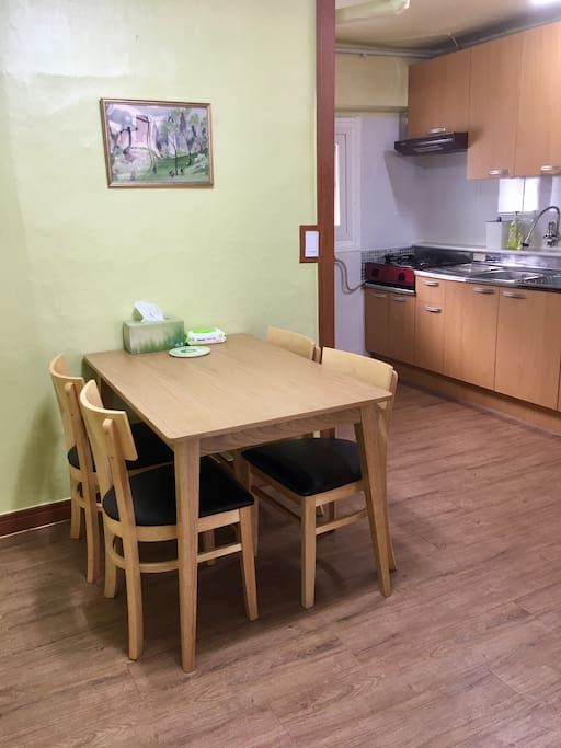 부엌 (kitchen)