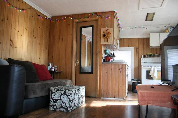 Cozy Cabin in the City - 1 block from Main Street!