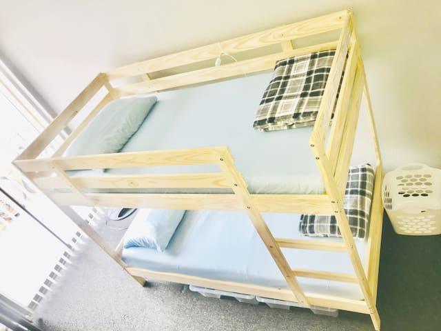 Bunk bed near the medical center - Bunk 5