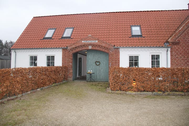 Holiday home for 4 persons in Smidstrup Strand.