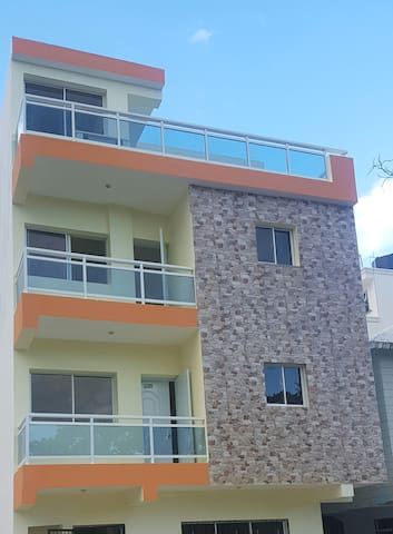 1 and 2 bedrooms departments playa dorada pueblito