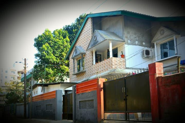 Homestay In Dibrugarh @Prahlad's Green.