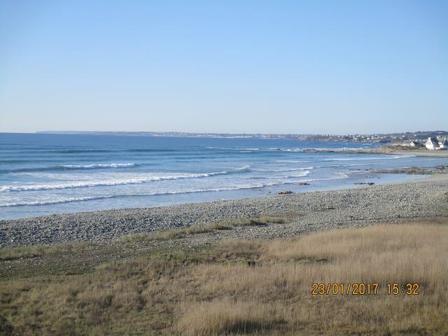 chambre double belle vue mer