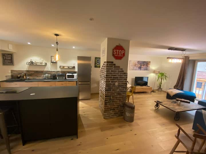 Appartement standing, Hyper centre, 4/6 pers