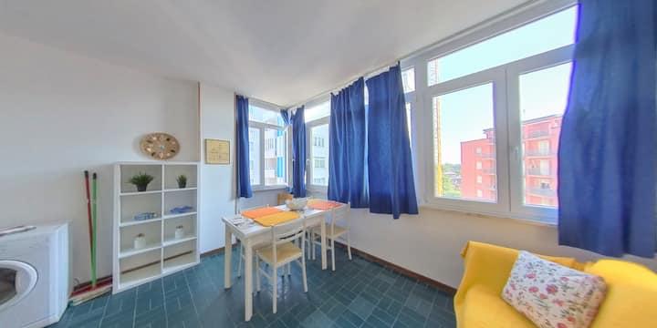 Appartamento vista mare al Lido di Pomposa - n142