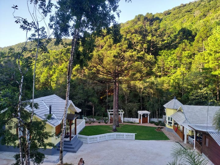 Casa Kellenda Sitio do Riacho em Gramado