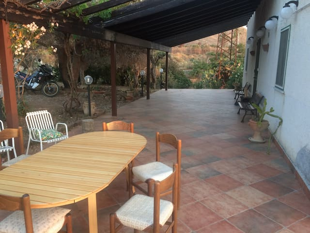 Paradise house in Cefalù with sea wiew