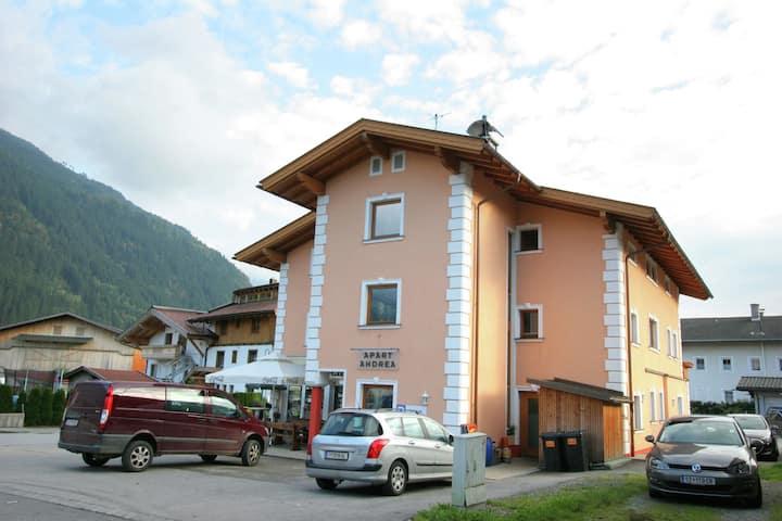 Spacious Apartment in Uderns near Ski Area