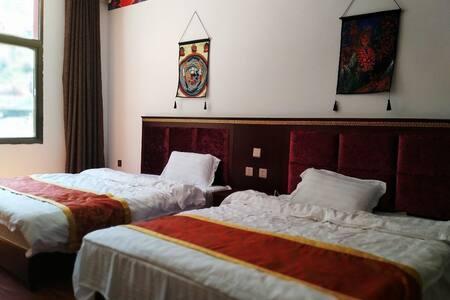 藏式主题房